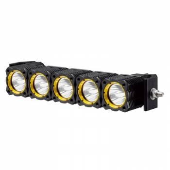"KC HiLiTES - KC HiLiTES 18- Jeep JL 10"" Flex LED Light Bar Combo"