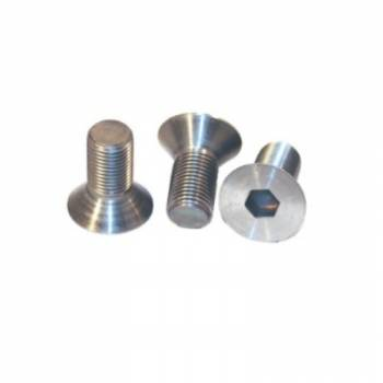 King Racing Products - King Brake Rotor Bolts For Left Front Titanium 3 Pack
