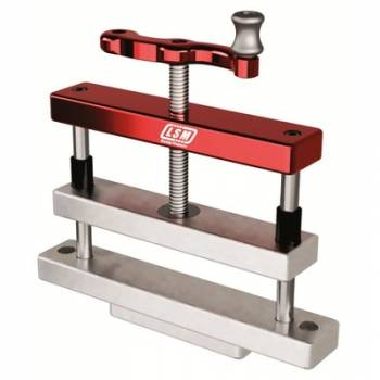 LSM Racing Products - LSM Racing Products Connecting Rod Vise Double-Wide Stacker
