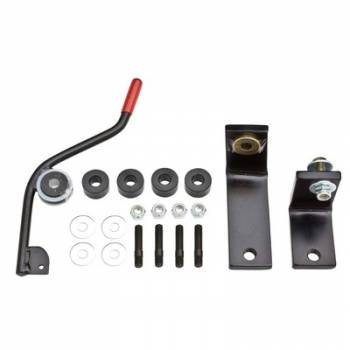 Mastercraft Safety - Mastercraft Seat Adapter Kit 03-06 Jeep TJ - Drivers Side