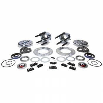Moser Engineering - Moser GN C/T Hub Package Steel Hub & Rotor
