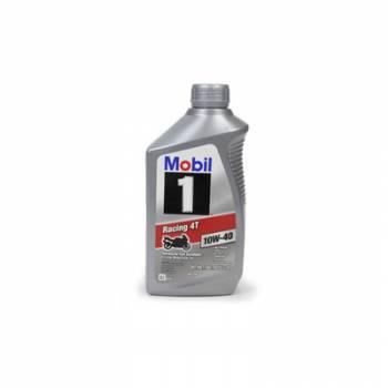 Mobil 1 - Mobil 1 10w40 Motorcycle Oil Quart