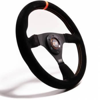 "MPI - MPI 12"" Wheel Black Suede 6-Bolt Aluminum"