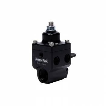 MagnaFuel - MagnaFuel 4-Port Fuel Regulator Black