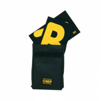 OMP Racing - OMP Spare Cards For Pit Boards 42pc With Pouch