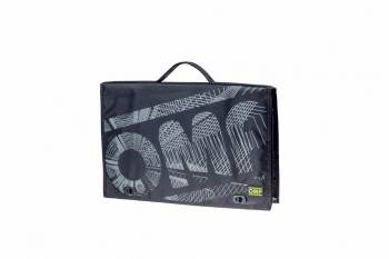 OMP Racing - OMP Co-Driver Brief Bag With Shoulder Strap