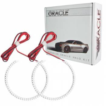 Oracle Lighting Technologies - Oracle Lighting Technologies 05-13 Corvette LED Fog Light Halo Kit Blue