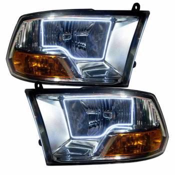 Oracle Lighting Technologies - Oracle Lighting Technologies 09-12 Dodge Ram LED Headlight Kit White