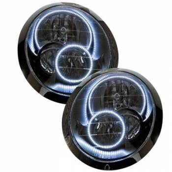 Oracle Lighting Technologies - Oracle Lighting Technologies 05-08 Mini Cooper LED Pre-Assembled Headlights