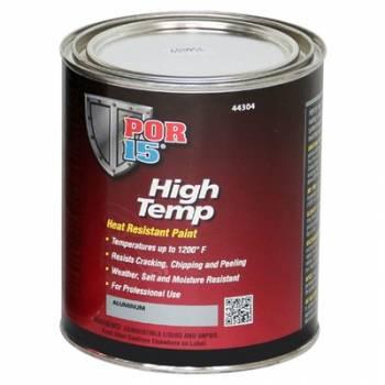 POR-15 - POR-15 High Temperature Aluminum m Paint Quart