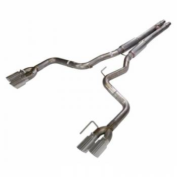 "Pypes Performance Exhaust - Pypes 18- Mustang 5.0L 3"" Cat Back Exhaust"