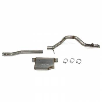 Pypes Performance Exhaust - Pypes 18- Jeep JL High Ground Clearance Exhaust System