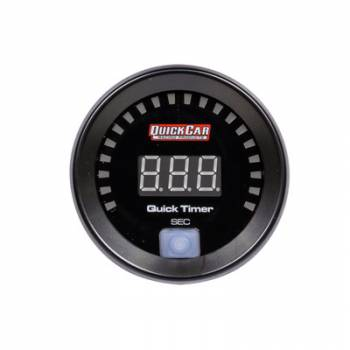 "QuickCar Racing Products - QuickCar Racing Products Lap Timer - Quick Timer 2-1/16"" Diameter"