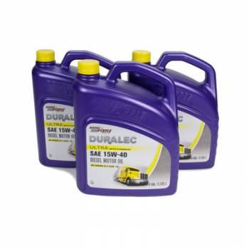 Royal Purple - Royal Purple Duralec Ultra 15W40 Oil Case 3 x 1 Gallon