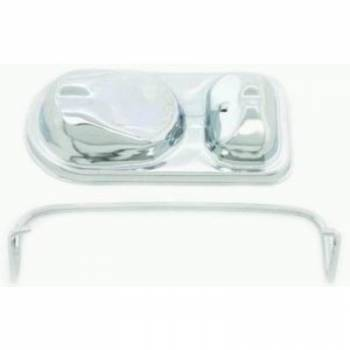 Racing Power - Racing Power Ford Master Cylinder Cover Chrome