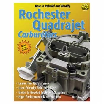 S-A Books - How to Build and Modify Quadrajet Carbs
