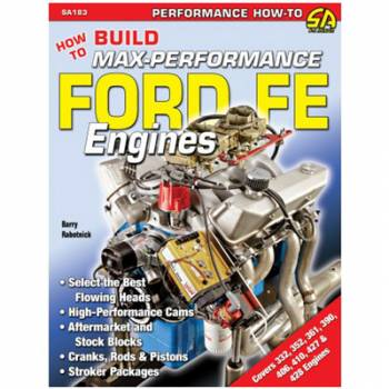 S-A Books - How To Build Max Performance FE Motors