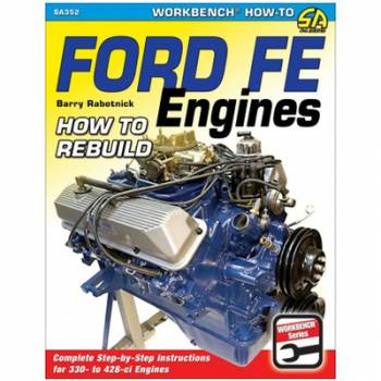 S-A Books - How To Rebuild Ford FE Engines