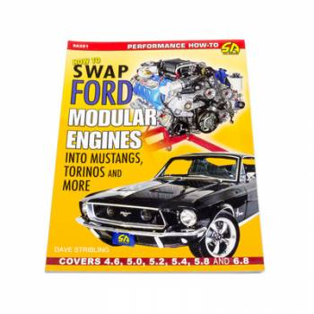 S-A Books - How to Swap Ford Modular Engines