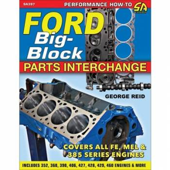 S-A Books - Ford Big-Block Parts Interchange