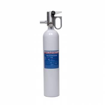 Safecraft Safety Equipment - Safecraft Fire Extinguisher 3 lb. White Novec 123