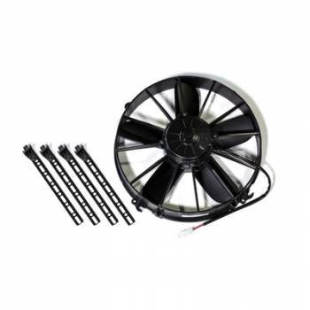 SPAL Advanced Technologies - SPAL 12 High Performance Fan - Push / Straight