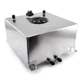 Speedmaster - Speedmaster 10- Gallon Aluminum Fuel Cell w/Sending unit