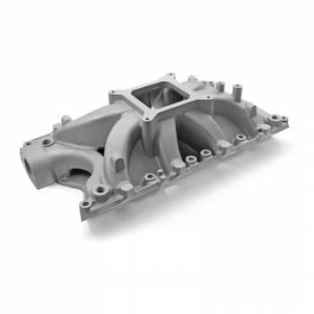 Speedmaster - Speedmaster SB Ford 351W Shootout Intake Manifold - Satin