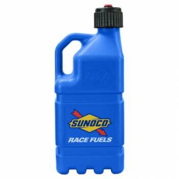 Sunoco Race Jugs - Sunoco 5 Gallon Utility Jug - Blue - Gen 2 - No Vent