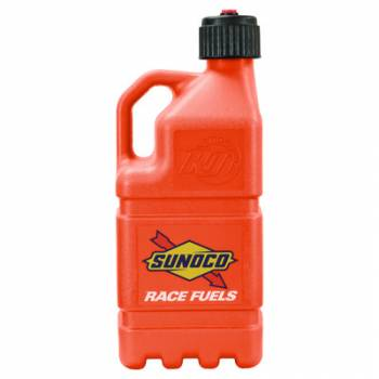 Sunoco Race Jugs - Sunoco 5 Gallon Utility Jug - Orange - Gen 2 - No Vent