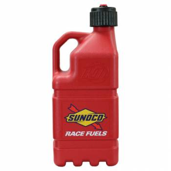 Sunoco Race Jugs - Sunoco 5 Gallon Utility Jug - Red - Gen 2 - No Vent