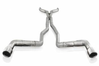 Stainless Works - Stainless Works 10-15 Camaro 6.2L Cat Back Exhaust Kit