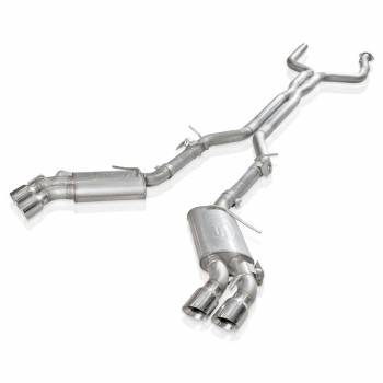 Stainless Works - Stainless Works 16-18 Camaro 6.2L Cat Back Exhaust Kit