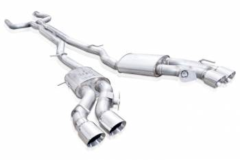 Stainless Works - Stainless Works 16-18 Cadillac CTS-V Cat Back Exhaust Kit