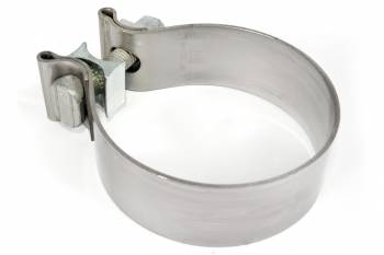 """Stainless Works - Stainless Works 1-3/4"""" Accuseal Band Clamp"""