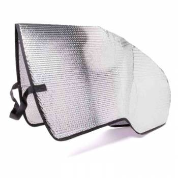 Ti22 Performance - Ti22 Tail Tank Cooler Cover Fits All Tanks Silver