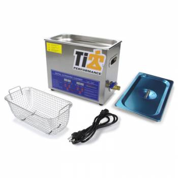 "Ti22 Performance - Ti22 Ultrasonic Cleaner With 9"" Stainless Basket"