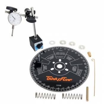 "Trick Flow - Trick Flow Camshaft Degree Kit w/11"" Diameter Wheel"