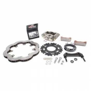 Wilwood Engineering - Wilwood Sprint Inboard Brake Kit Radial Mount 11.75 Rotor