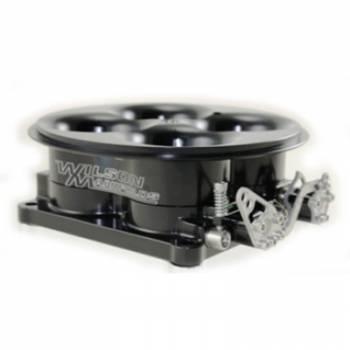 Wilson Manifolds - Wilson 2320 CFM Billet Throttle Body 2.55 Bore 4500 Flange
