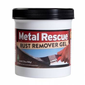 Workshop Hero - Workshop Hero Metal Rescue Rust Remover Gel 17.64 oz.