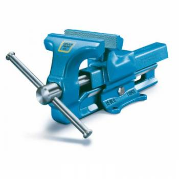 Woodward Fab - Woodward Fab 120mm Bench Vise 4-3/4""