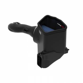 aFe Power - aFe Power Magnum Force Air Intake System - Stage 2 Pro 5R - Reusable Oiled Filter - Plastic - Black - 5.3 L - GM Full-Size Truck 2019