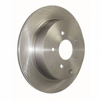 "Centric Parts - Centric C-Tek Brake Rotor - 10.04"" OD - 1.567"" Thick - 5 x 112 mm Bolt Pattern - Iron"