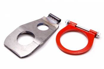 Ford Racing - Ford Racing Tow Loop - Weld-On - Front Bumper Bracket - Removable - Steel - Red PaintGT / Boss 302 - Ford Mustang 2013
