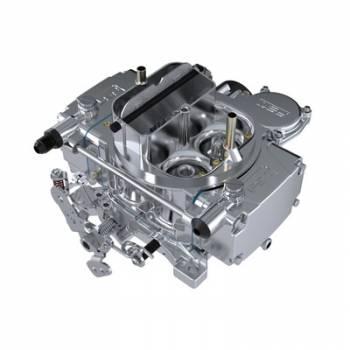FST Performance - FST Performance RT Carburetor - 4-BBL - 600 CFM - Square Bore - Electric Choke - Vacuum Secondary - Single Inlet - Polished