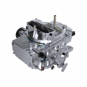 FST Performance - FST Performance RT Carburetor - 4-BBL - 650 CFM - Square Bore - Electric Choke - Vacuum Secondary - Single Inlet - Polished