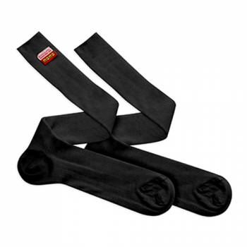Momo - Momo Comfort Tech Socks - Nomex - Black - Large (Pair)