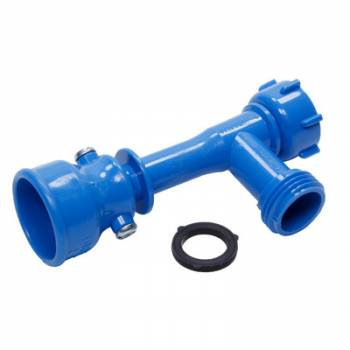 ShurTrax - ShurTrax Siphon Pump Assembly - Manual - Plastic - Blue - ShurTrax Traction Aids