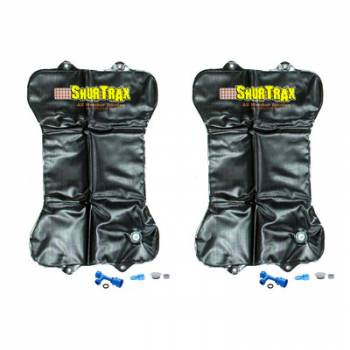 "ShurTrax - ShurTrax ShurTrax Traction Weight - Max-Pax - 36 x 24 x 3"" - Up to 200 lb. - Vinyl - Black - Passenger Car / SUV"
